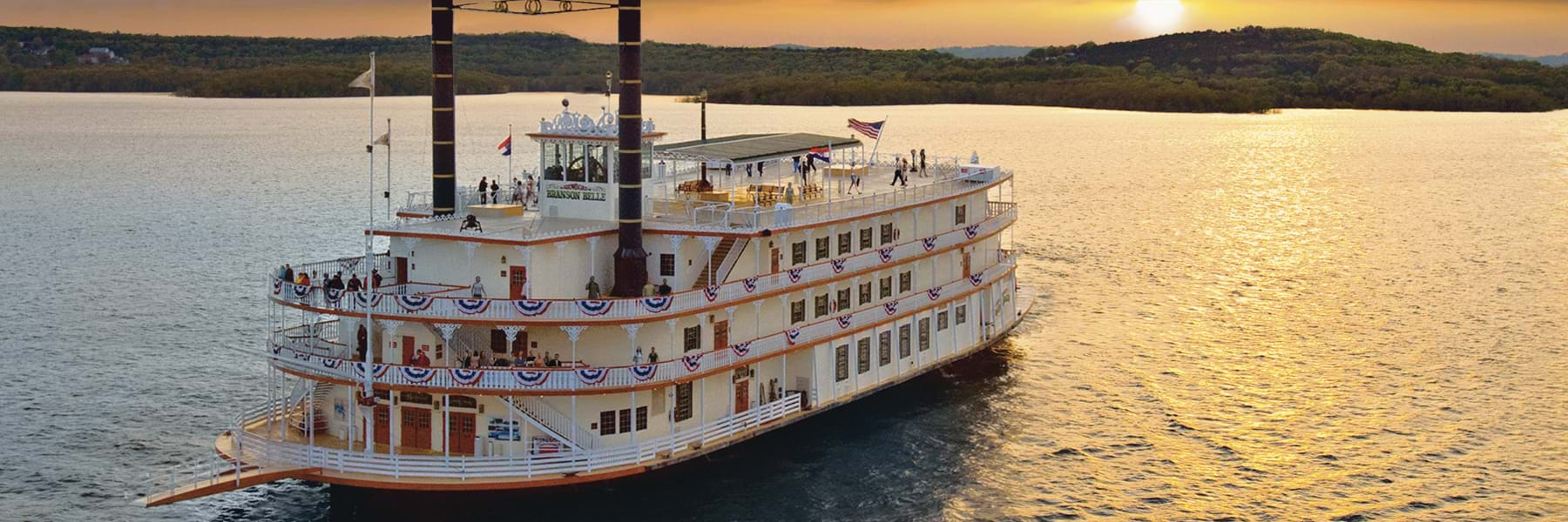 Experience the best of Branson