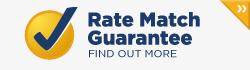 Rate Match Guarantee Logo
