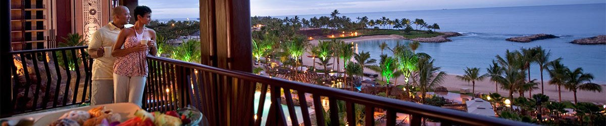 Hotels with Room Service in Hawaii