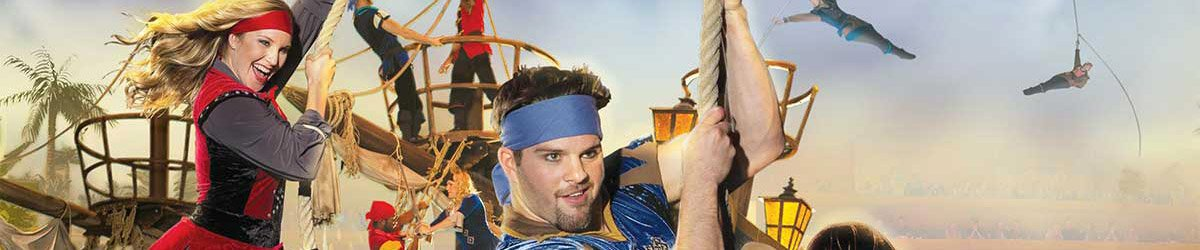Pirates Voyage Vacation Packages in Myrtle Beach, SC