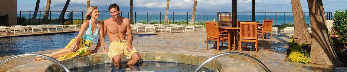 Hawaiian Island Resorts with Hot Tubs