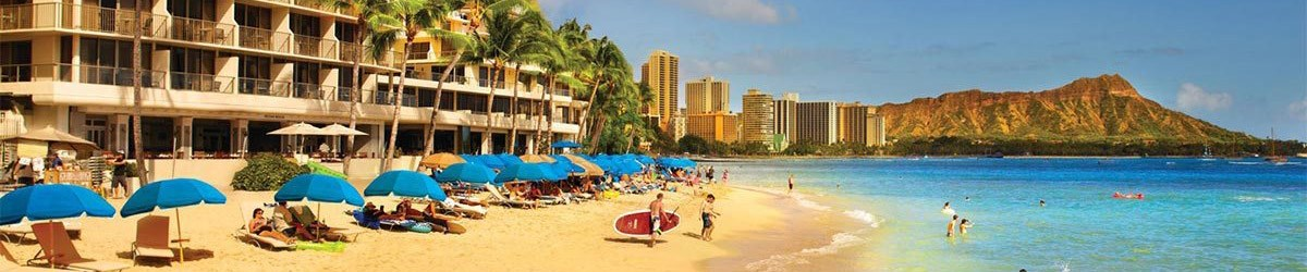 Waikiki Hotels in Hawaii