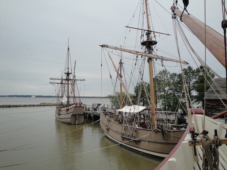 Experience America's First Colony at Jamestown Settlement