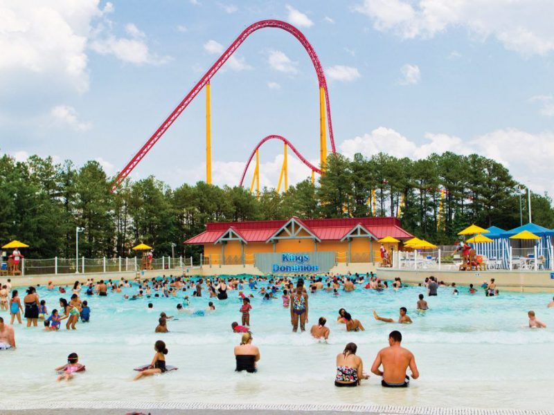 What's New at Kings Dominion 2020?