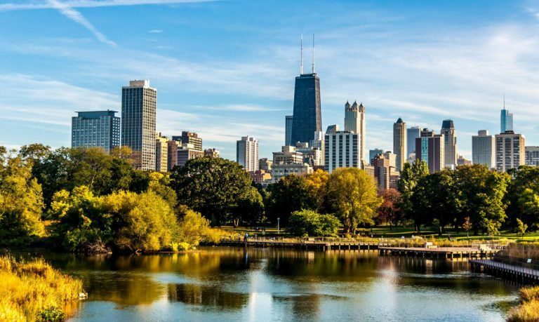 3 Days in Chicago This Fall