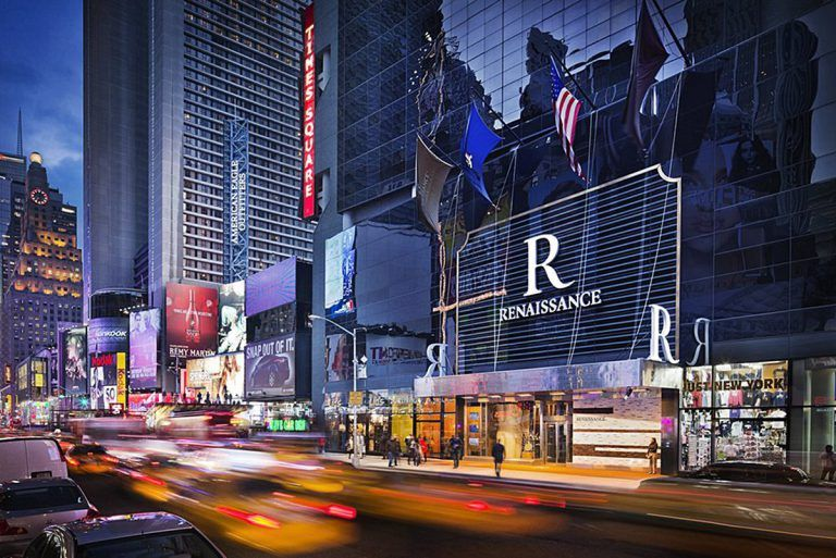 Start Your Vacation at Hotels in Times Square New York