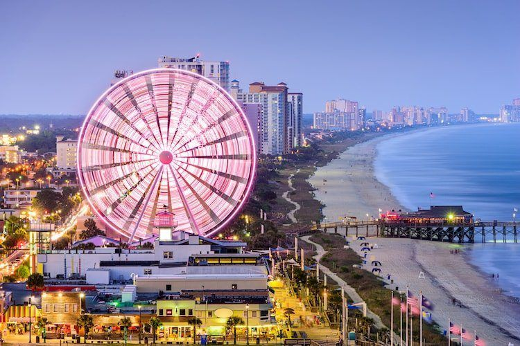 A Quick Guide on Where to Stay in Myrtle Beach