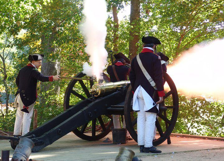 Jamestown Settlement Reenacts Military Through the Ages