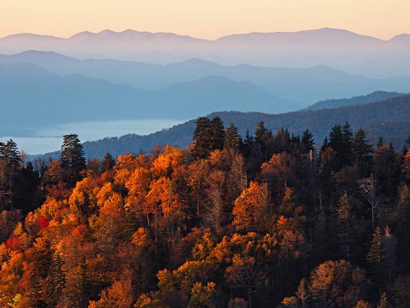 3 Days in Smoky Mountains This Fall
