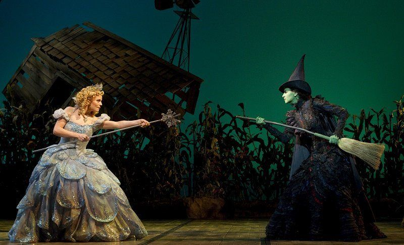 Wicked: The Other Side of Oz