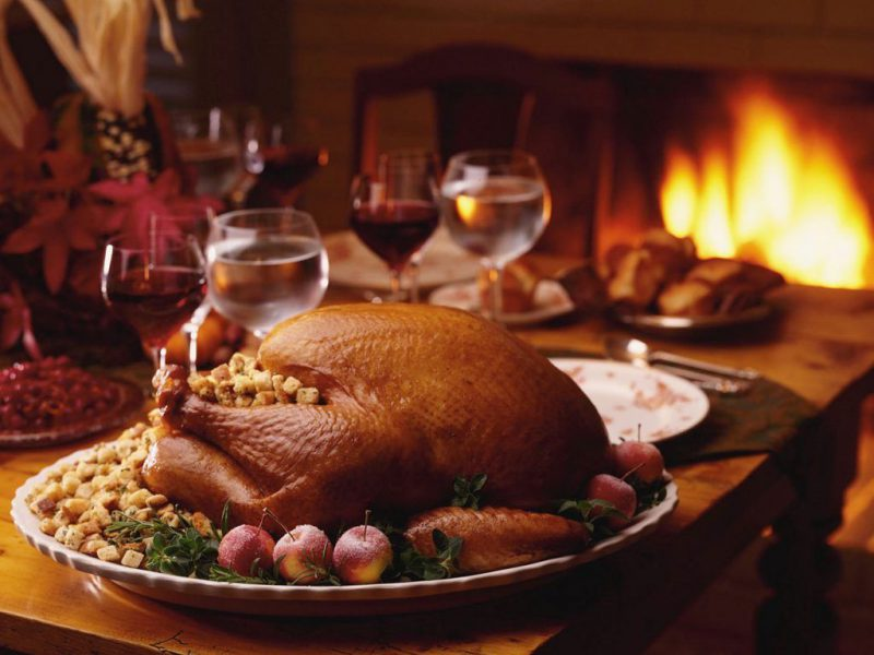 Go Seaside for a Myrtle Beach Thanksgiving