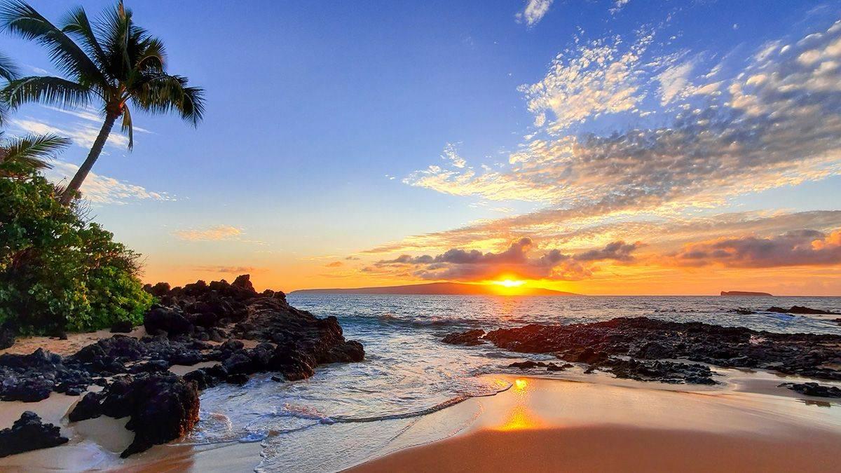 Makena Secret Beach Maui Hawaii