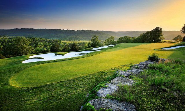 Country Music Capital Branson Turning into Top Golf Destination
