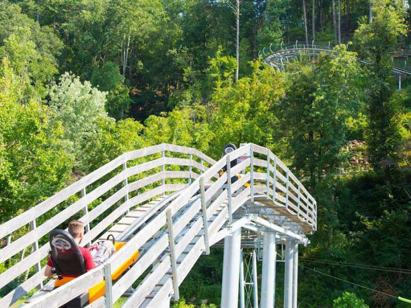 4 New Things to Do in Pigeon Forge