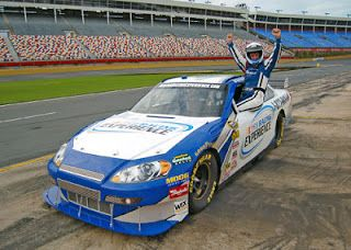 NASCAR Racing Experience Puts You in the Driver's Seat