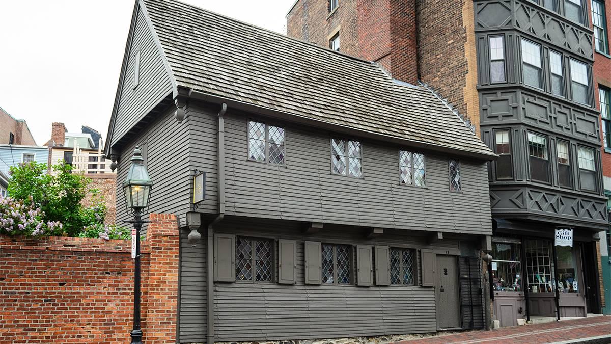 Boston Historical Sites