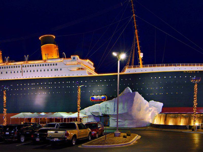 Titanic Branson MO Features Special FREE Events