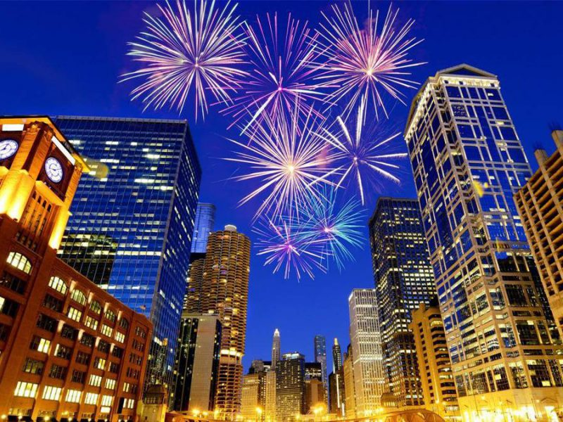 Where to Celebrate New Year's Eve in Chicago