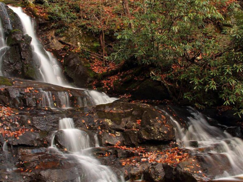 10 of the Best Waterfall Hikes in the Great Smoky Mountains