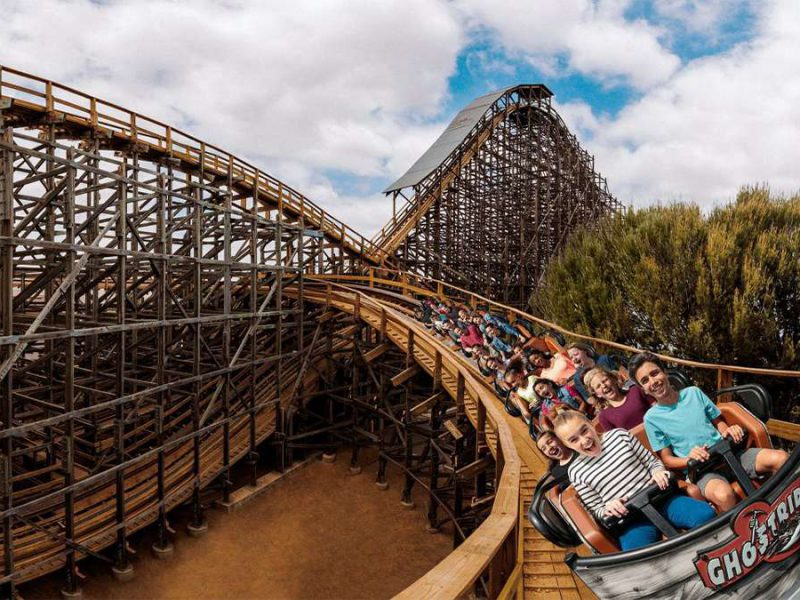 5 of the Best Thrill Rides at Knott's Berry Farm