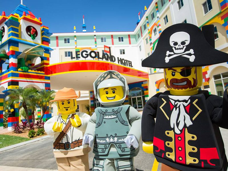 Why Everything is Awesome at LEGOLAND CA Hotel