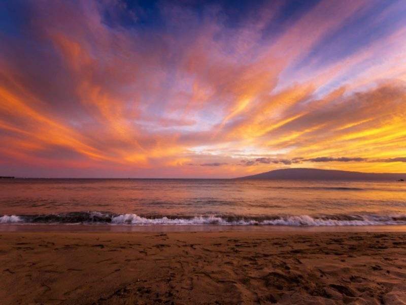 Where to Go for the Best Sunset in Maui