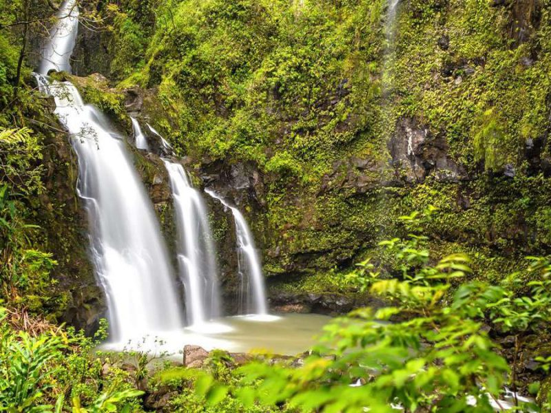 10 of the Best Maui Waterfalls