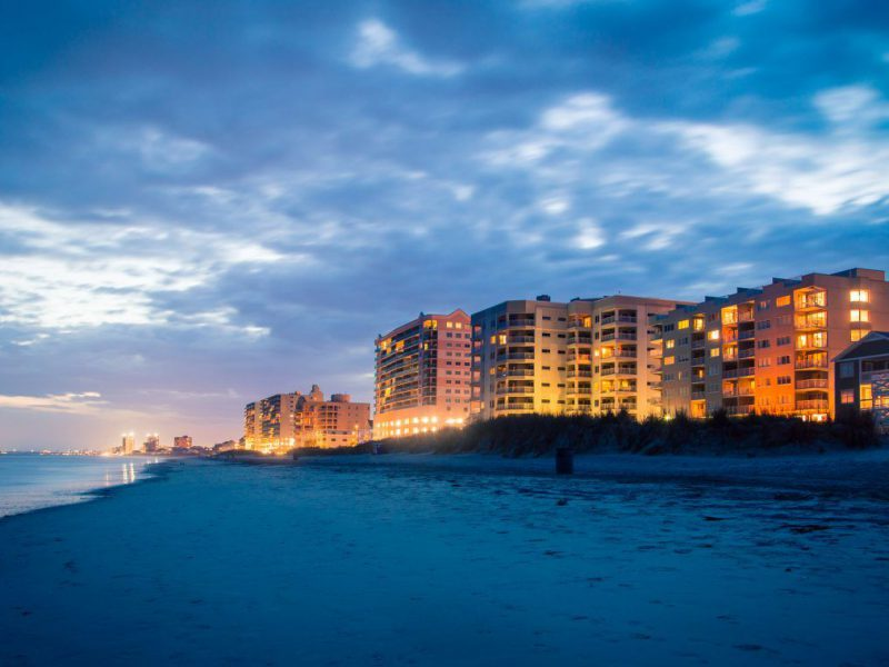 The 9 Greatest Things to Do in Myrtle Beach at Night