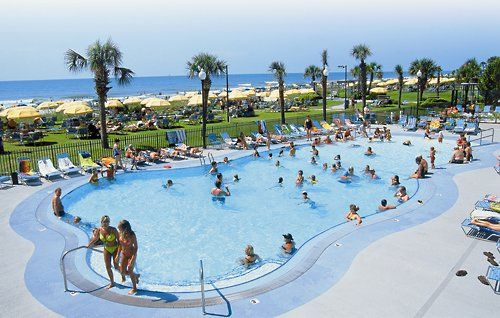 Resorts in Myrtle Beach with the Best Aquatic Amenities