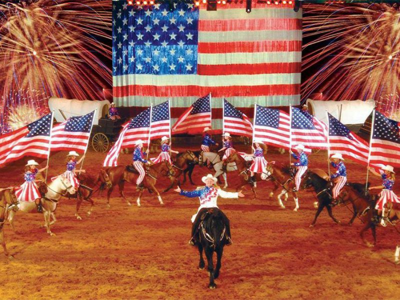 Dixie Stampede Review: Family Fun at its Finest