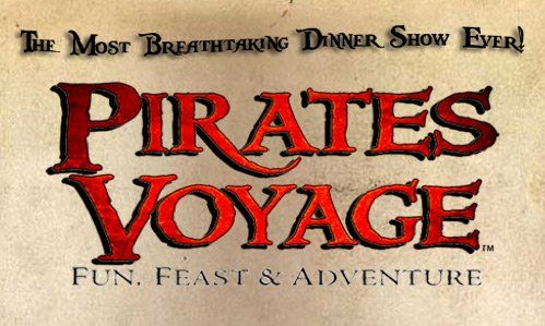 Win a Free Myrtle Beach Pirates Voyage Vacation and Meet Dolly Parton