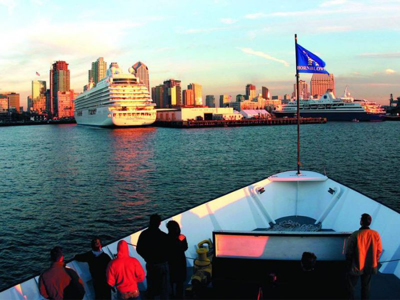 See the Best of San Diego Aboard a Flagship Harbor Cruise