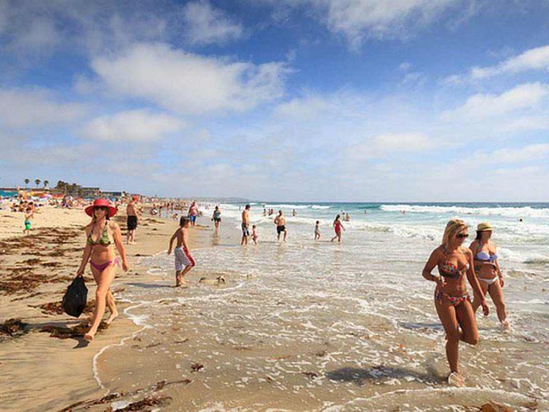 Sun, Surf & Fun Found at San Diego Beaches